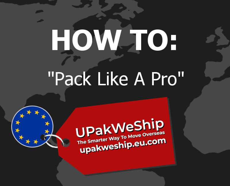 How To Pack Your International Shipment